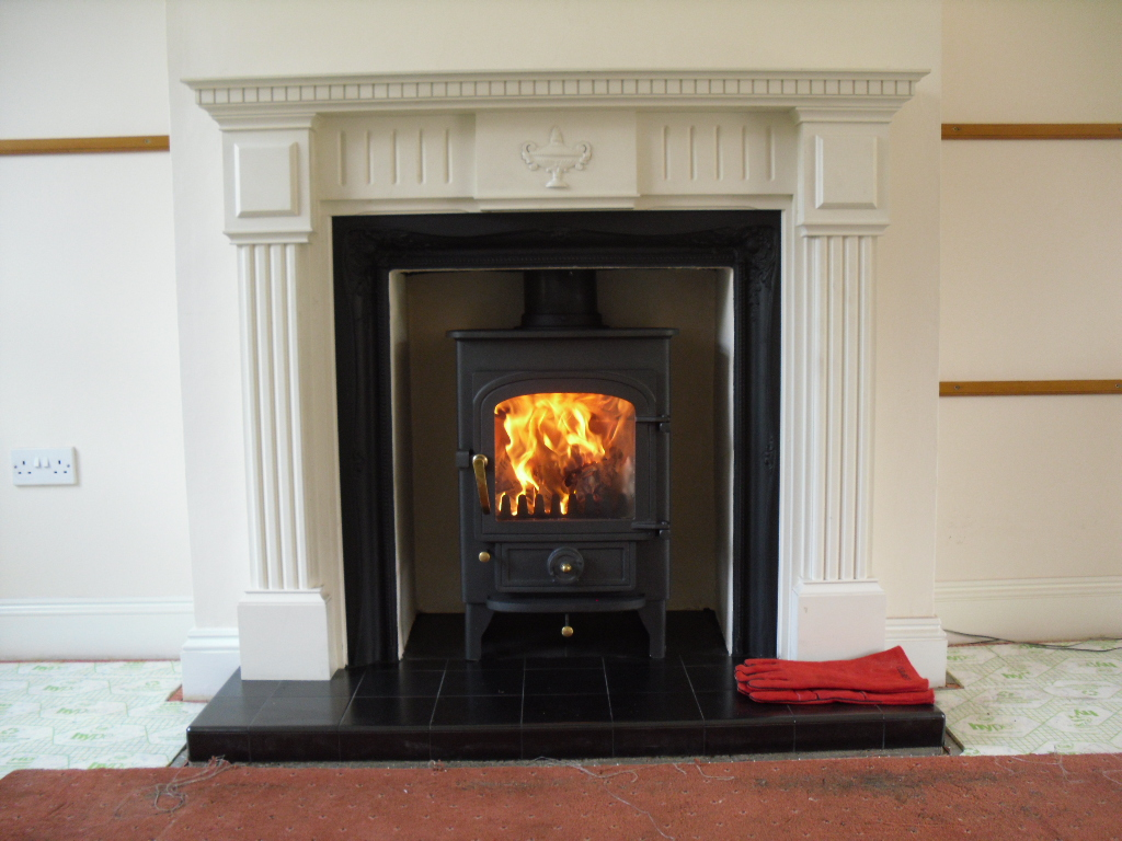 Wood Burner Installation North Walsham