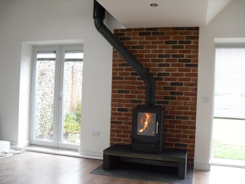 Wood Burner Installation Binham